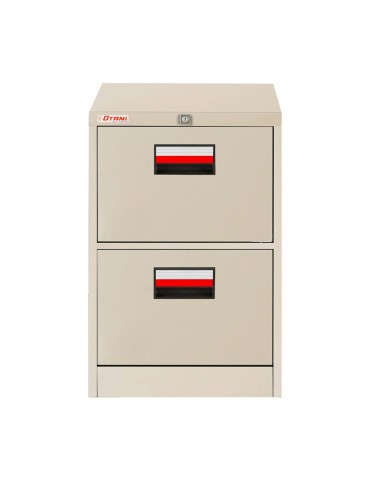 D-742 FILING CABINET 2 DRAWERS