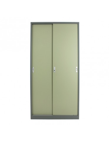 DO-3672 Steel Sliding Door